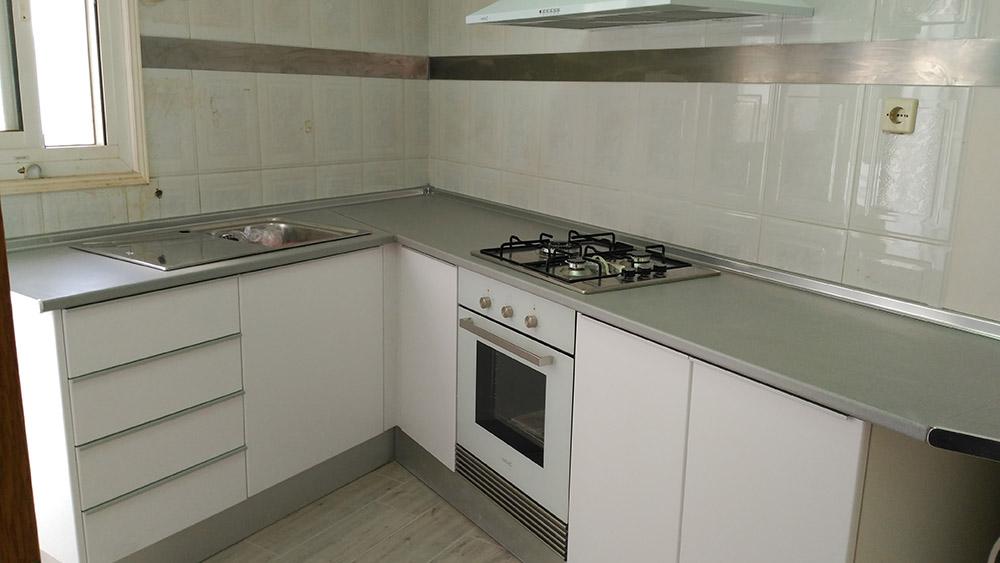 Fabricación e instalación de cocinas – Carpintería Murillo
