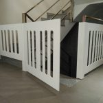 Protector/barandilla escalera